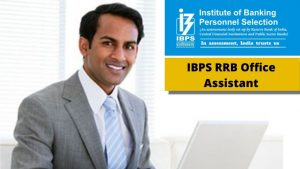 IBPS RRB Office Assistant Recruitment