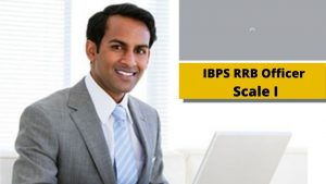IBPS RRB Officer Scale I