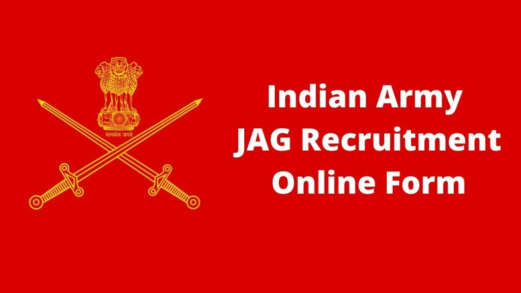 Indian Army JAG Recruitment 27th Entry Scheme Online Form