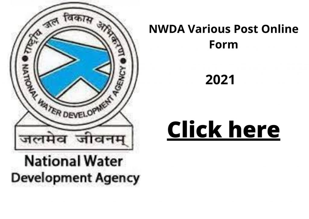 NWDA Various Post Online Form